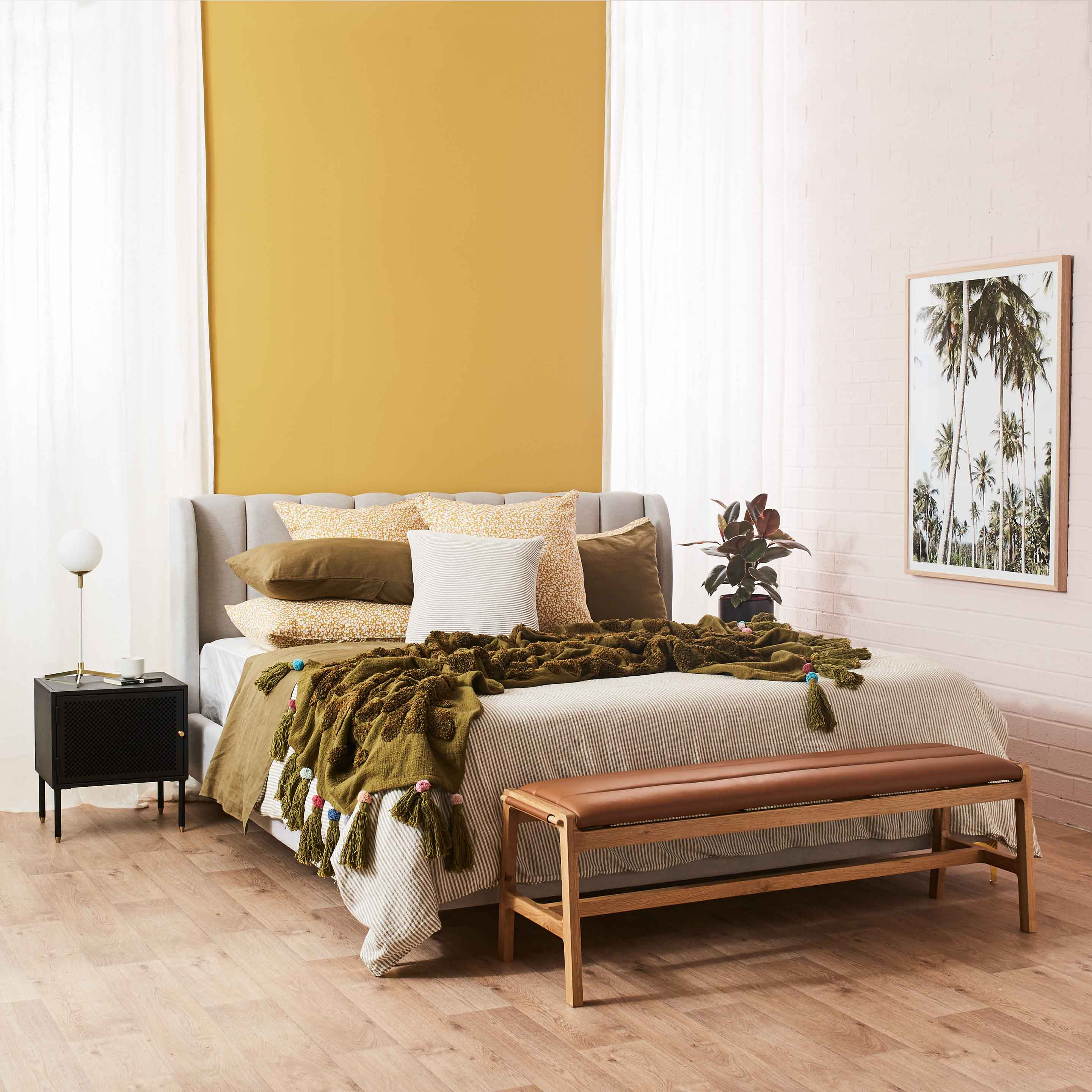 Shop the Georgia bed range in Sydney, Melbourne, and online,