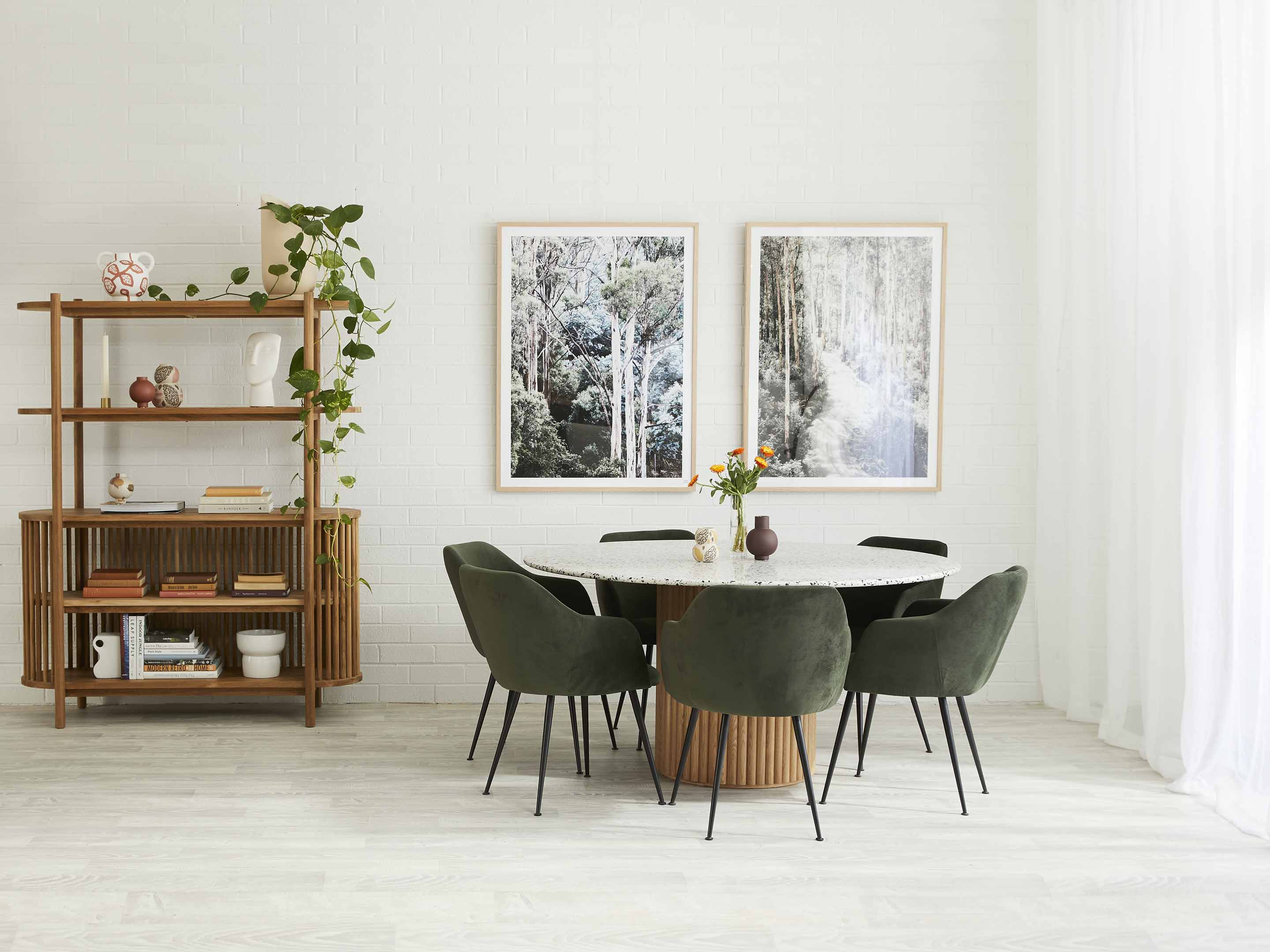 Shop the Cosmos Dining Tables in Sydney, Melbourne and Online.