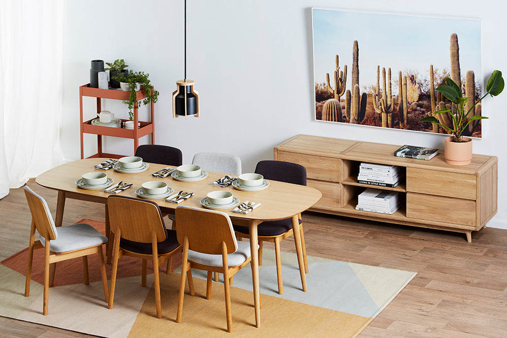 Shop the dining chairs and tables in Sydney, Melbourne and Online.