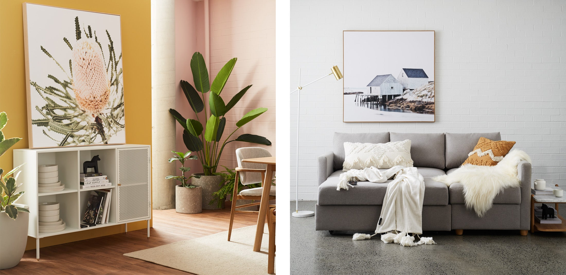 Shop the Artwork and Prints for every space in Sydney, Melbourne and Online.