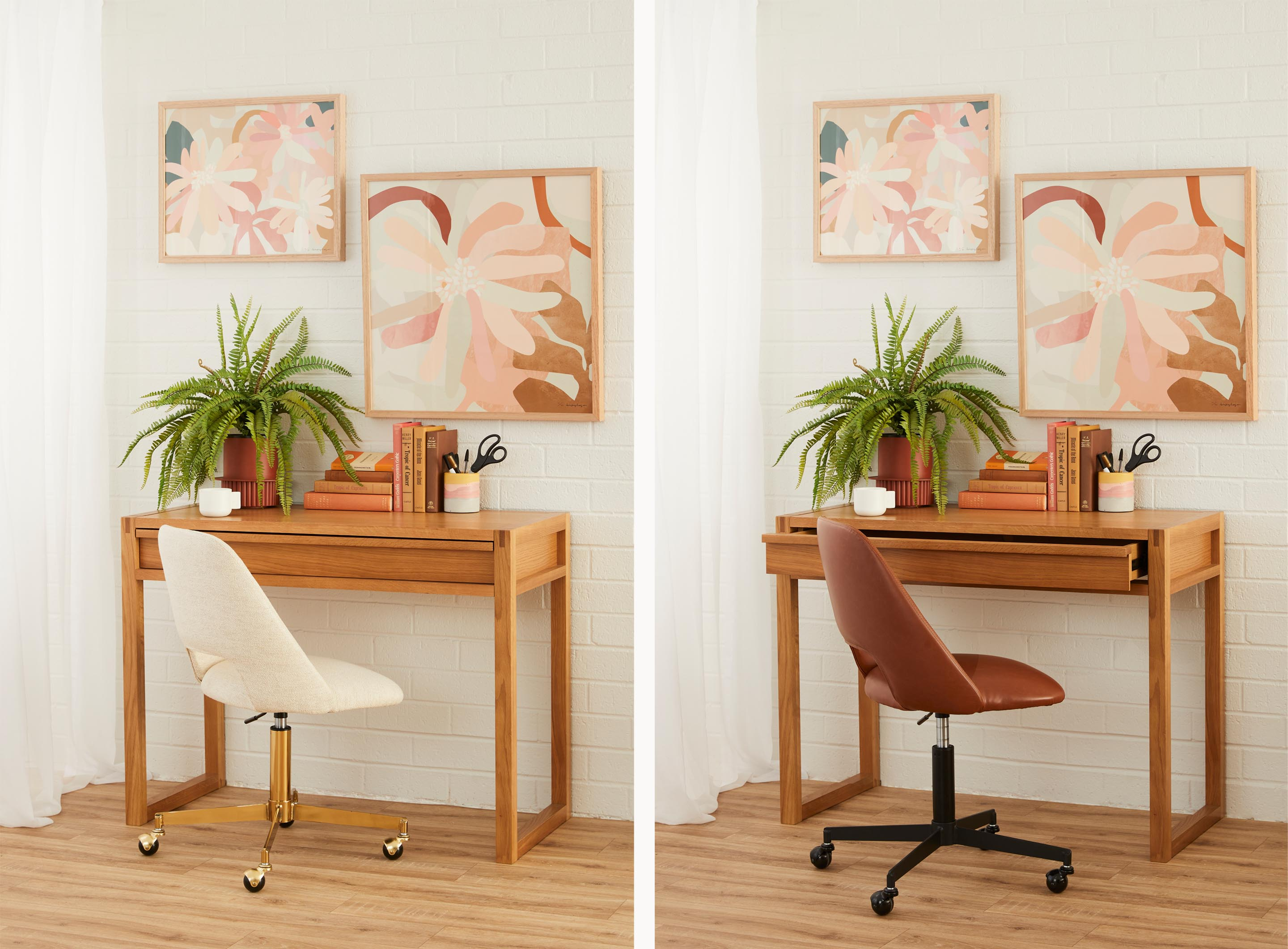 Shop our range of home office chairs and desks in Sydney, Melbourne and online.