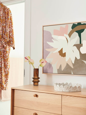 Shop Kimmy Hogan prints and the Koto Drawers in Sydney, Melbourne, and online.