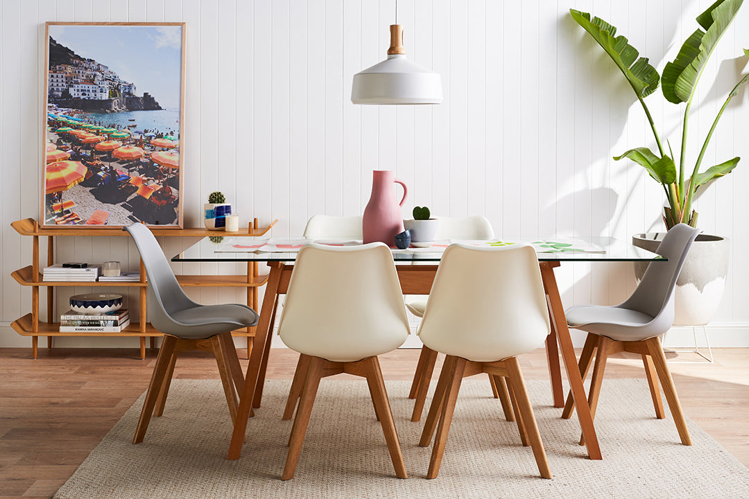 Shop the Amber Dining Table in Sydney, Melbourne and Online.