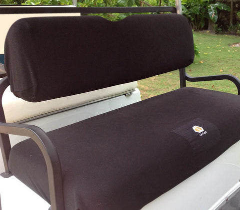 Golf Cart Seat Covers Slight Curve Top  CC-EZ