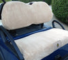 Cart Logic Sandy Beaches Tan Microfiber Golf Cart Seat Cover Set