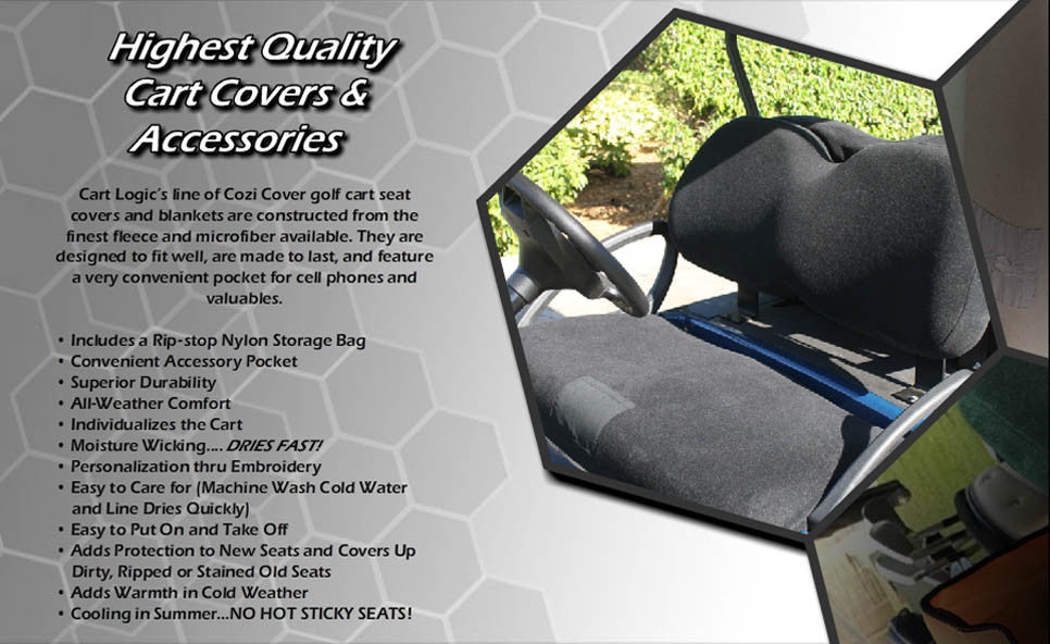 Cart Logic Golf Cart Accessories