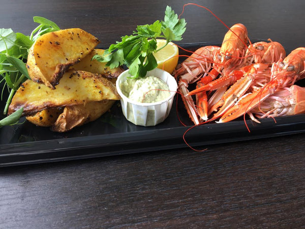 Langoustines & Cidre - Friday 3rd July