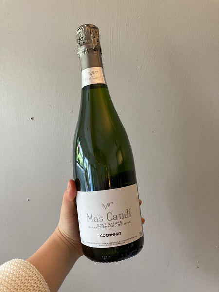 Mas Candí Corpinnat Brut Nature 2016, Spain