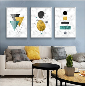 """Geometric Art"" Collection"