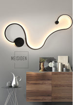 """Omega"" Wall Lamp Led Light"