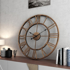 """Singularity"" Wall Clock"