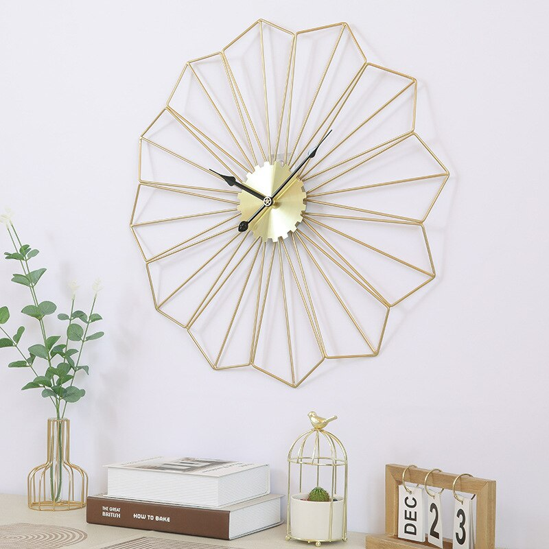 """Alma"" Creative Wall Clock"