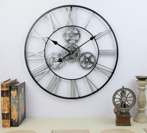 """Aurora"" Wall Clock"