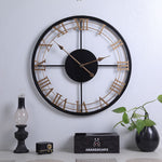 """Bourbon"" Wall Clock"