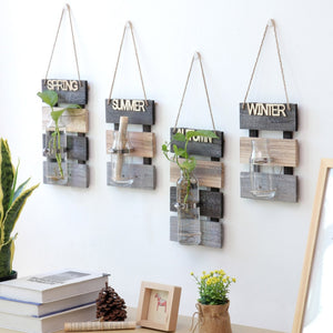 Hanging Wall Vase Collection Limited Set