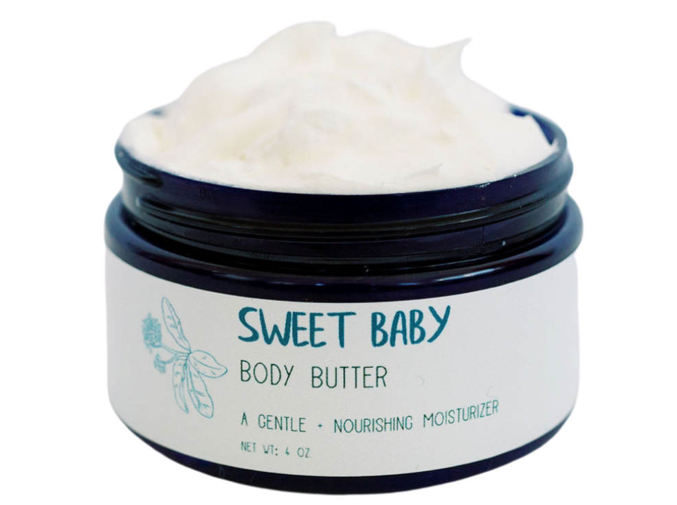 Sweet Baby Body Butter