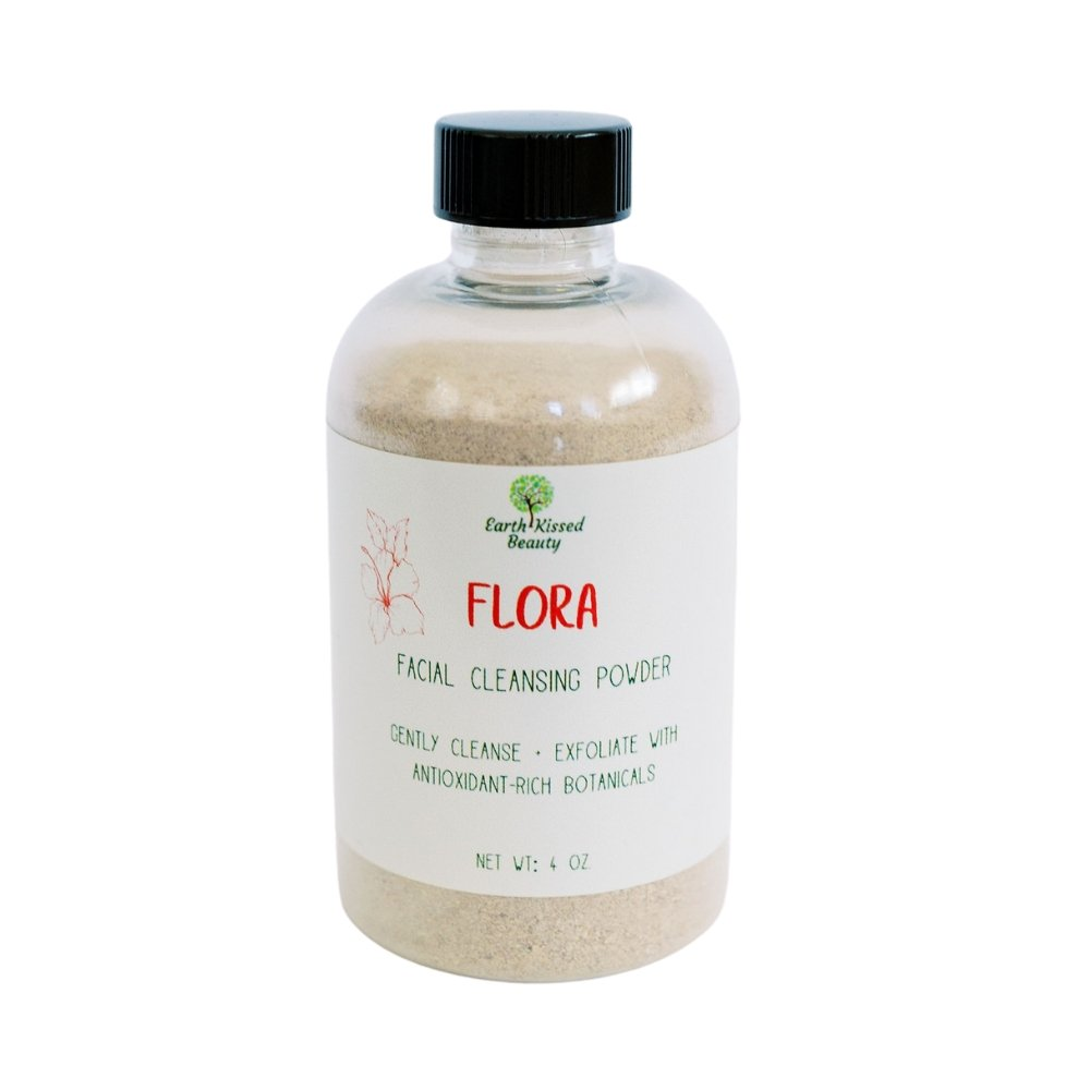 Flora Cleansing Powder - Earth-Kissed Beauty