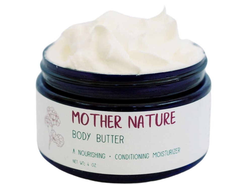 Mother Nature Nourishing Butter - Earth-Kissed Beauty