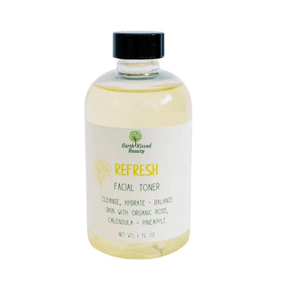 Refresh Facial Toner - Earth-Kissed Beauty