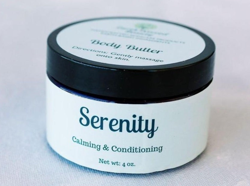 Serenity Body Butter - Earth-Kissed Beauty