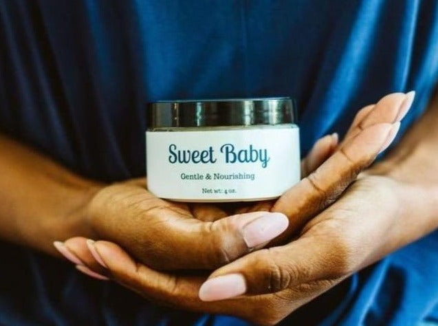 Sweet Baby Body Butter - Earth-Kissed Beauty