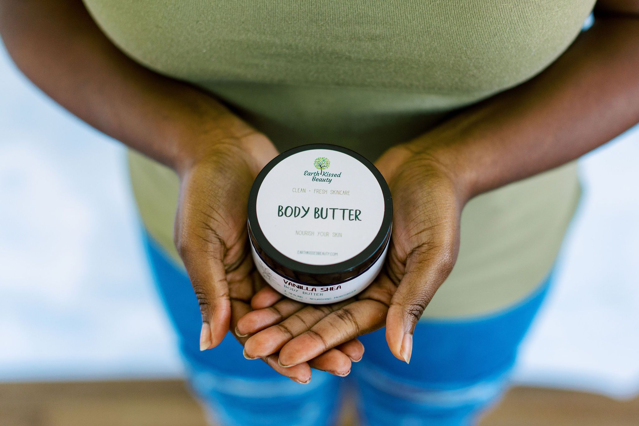 Vanilla Shea Body Butter - Earth-Kissed Beauty