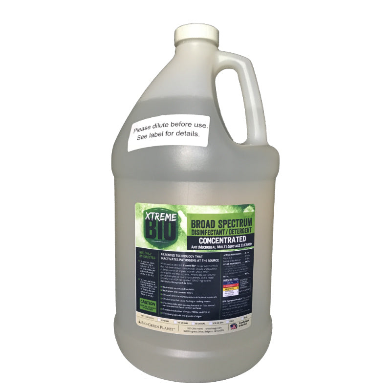 Broad Spectrum Disinfectant - Xtreme BIO quart