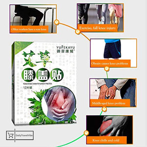 Miracle Knee Plaster Sticker (12 Pcs/Set)