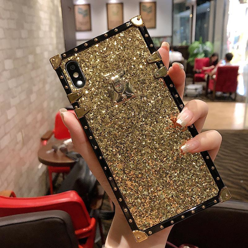VaryFun丨French Style Vintage Glitter Phone Case For Samsung Galaxy