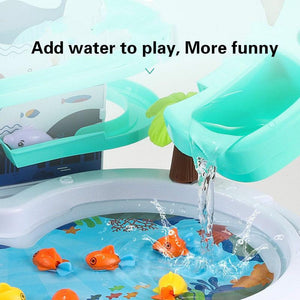 Children's Interactive Fishing Toy Game