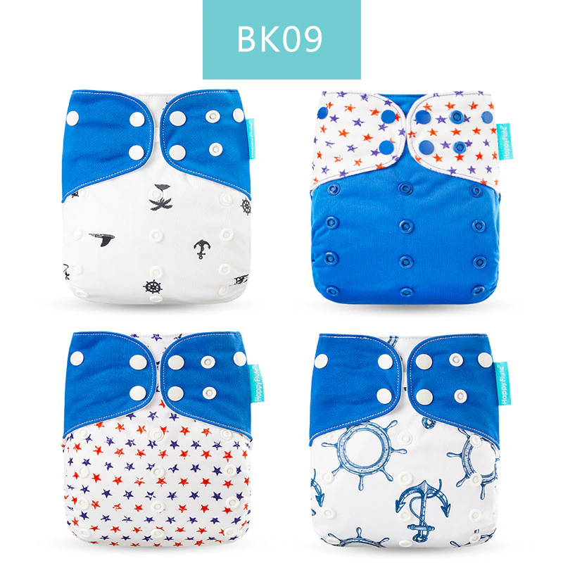 Washable Eco-Friendly Cloth Diaper