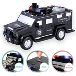 Police Car Piggy Bank