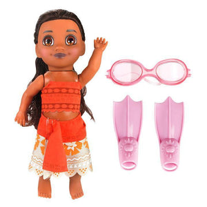 Electric Waterproof Swimming Doll