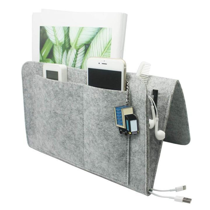 Bedside Hanging Storage Organizer Bag