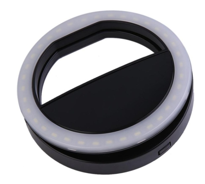 Smart Selfie Ring