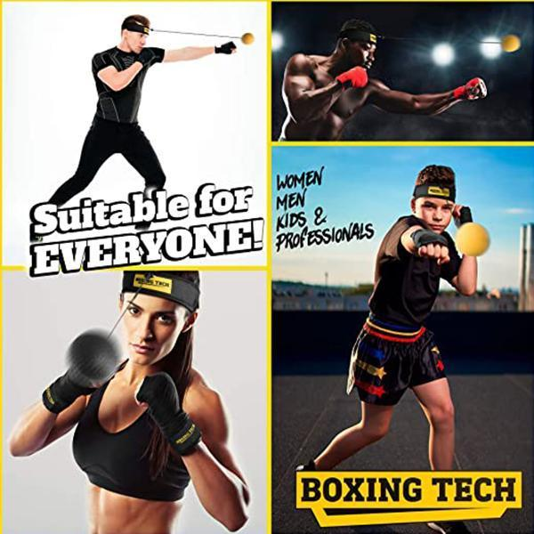 Fitness boxing trainer