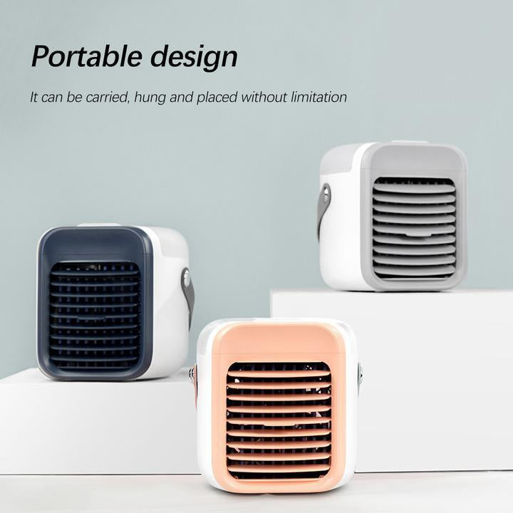 Rechargeable Water-Cooled Air Conditioner