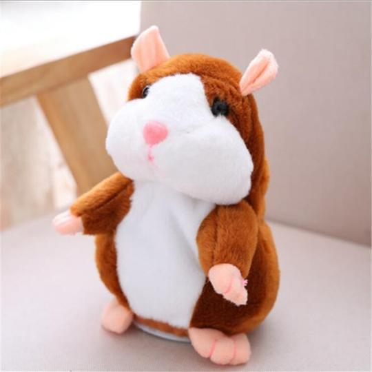 Talking Hamster Toy