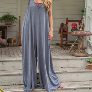 Knit Jumpsuit