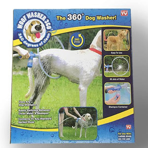 360° Pet Washer