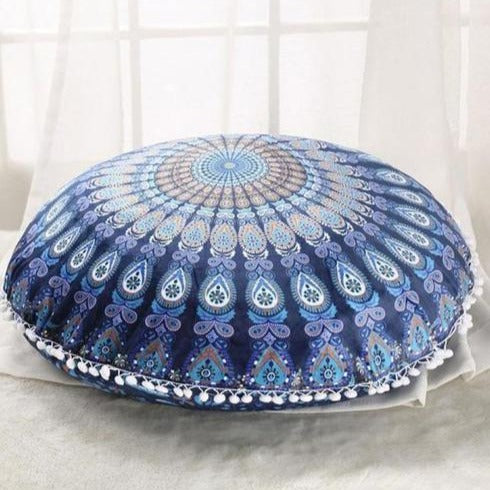 Boho Floor Pillow Cover
