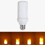 LED Flame Effect Fire Light Bulbs