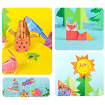 DIY Children's Origami Kit
