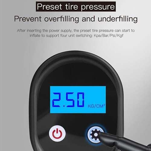 Prestigepump - Portable Electric Air Pump