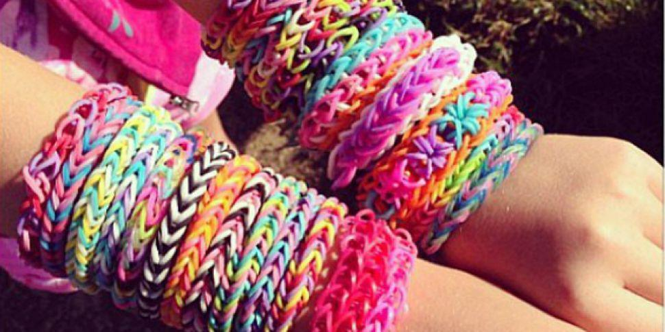 Color Loom Band Kit