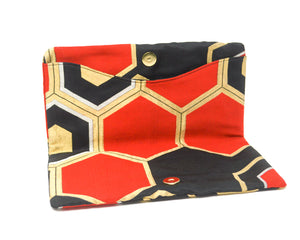 Bee-licious - Handmade Envelope Clutch Purse
