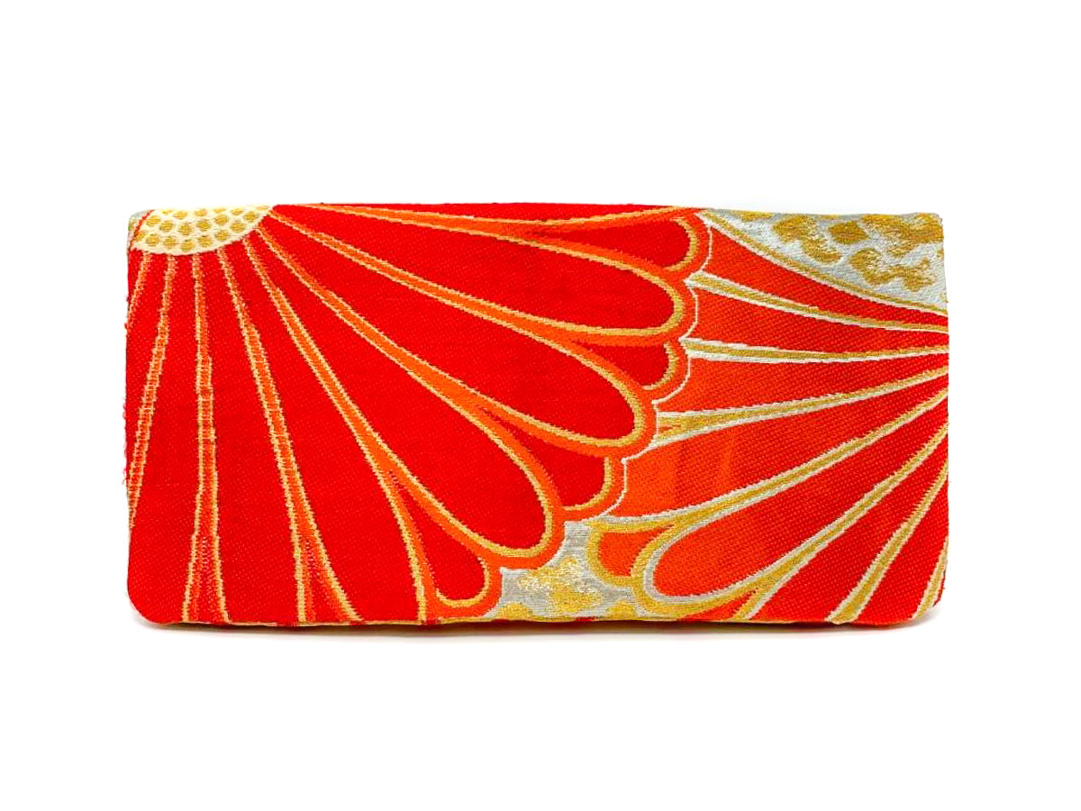 Ka-Bloom - Handmade Envelope Clutch Purse