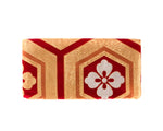 Royal Hex - Handmade Envelope Clutch Purse