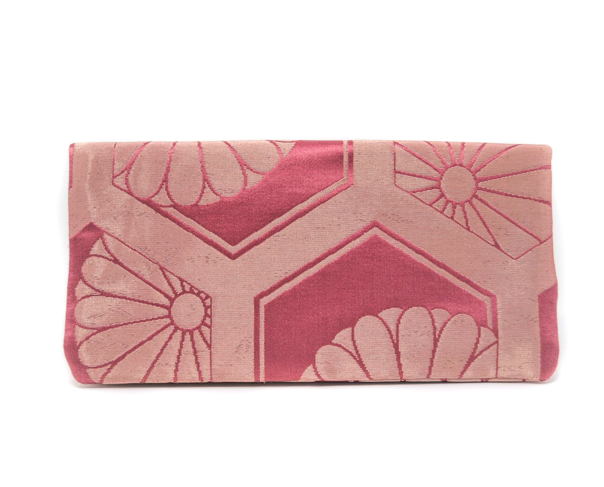 Daisy Delight - Handmade Envelope Clutch Purse