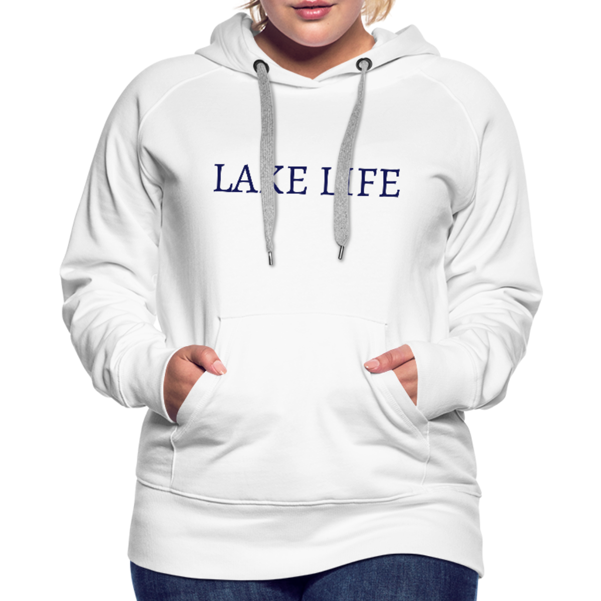 Lake Life-Live by Water Women's Hoodie